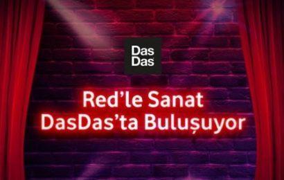 Vodafone Red DasDas indirim kodu ve kahve