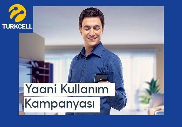 Turkcell Yaani Ücretsiz 1GB Nasıl Yapılır?