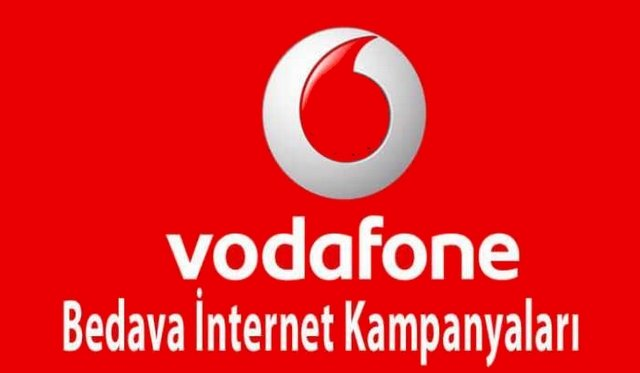 Vodafone 500 MB Hediye İnternet Kampanyası